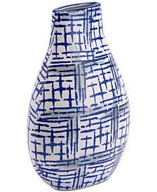 Rioja Bottle Blue & White
