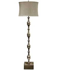 Harp & Finial Essex Floor Lamp