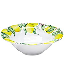 "Limonata Melamine 12"" Serving Bowl"