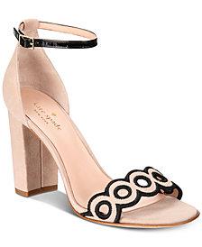kate spade new york Orson Block-Heel Sandals