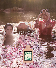 Gucci Bloom Acqua di Fiori Fragrance Collection