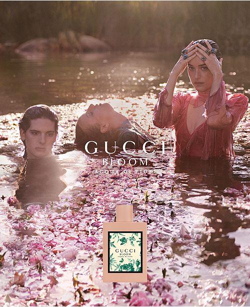 ef819d4f78d Gucci Bloom Acqua di Fiori Fragrance Collection   Reviews - All ...