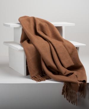 Berkshire Alpaca Wool 50 x 60 Luxury Throw