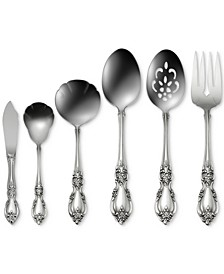 Louisiana 6-Pc. Serving Set