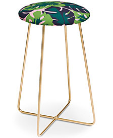 Deny Designs Zoe Wodarz Patio Party Counter Stool