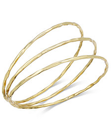 Thirty One Bits Soma Bangles from The Workshop at Macy's, Set of 3