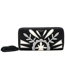 Radley London Leighton Zip Around Matinee Wallet