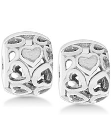 Sutton by Rhona Sutton Multi-Heart Stopper Bead Charms