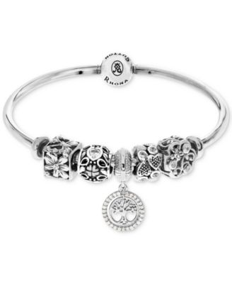 a004947c0bb48 Bead Set Charm and Bracelet Gift Set Collection in Sterling Silver