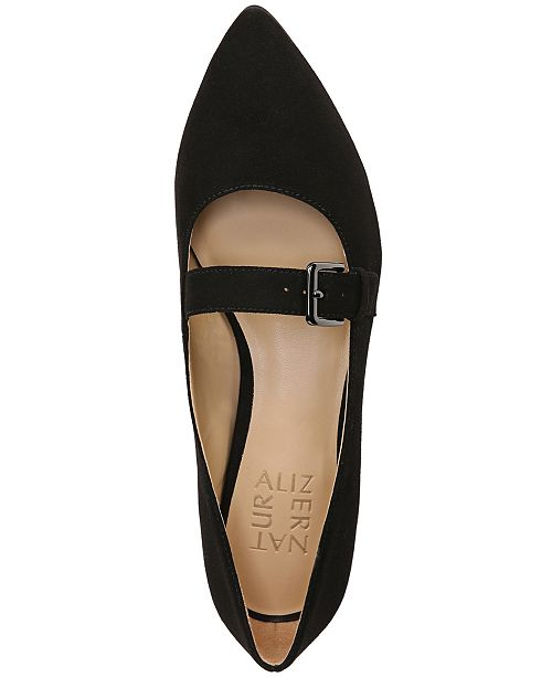 8fc63f673044 Naturalizer Truly Flats   Reviews - Flats - Shoes - Macy s