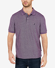 Nautica Men's Big & Tall Performance Polo