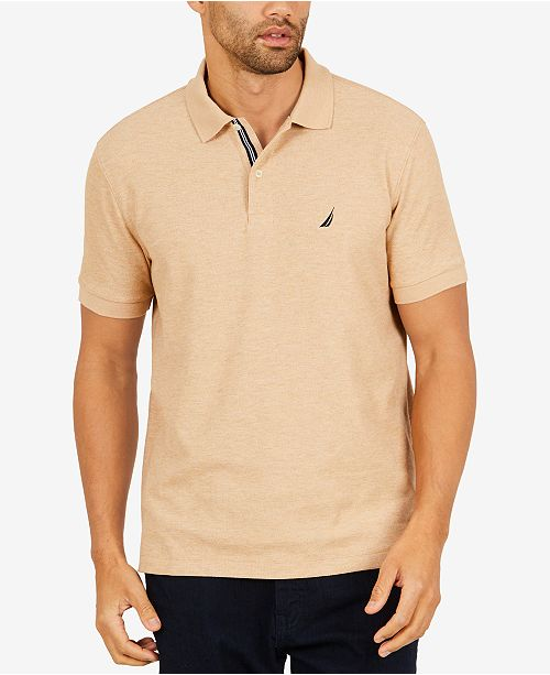 a353f13f Nautica Men's Classic Fit Performance Deck Polo & Reviews - Polos ...