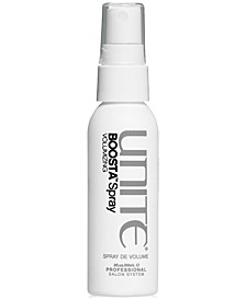 BOOSTA Volumizing Spray, 2-oz., from PUREBEAUTY Salon & Spa