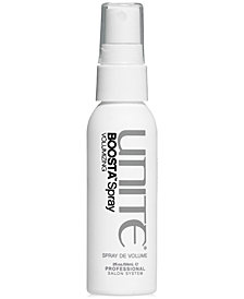 UNITE BOOSTA Volumizing Spray, 2-oz., from PUREBEAUTY Salon & Spa