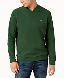 Lacoste Men's V-Neck Sweatshirt