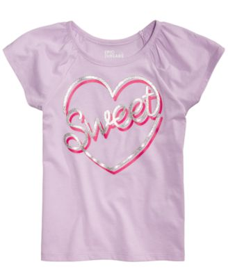 Toddler Girls T-Shirt, Created for Macy's