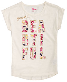Epic Threads Big Girls You Are Beautiful T-Shirt, Created for Macy's