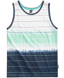 Ocean Current Big Boys Garvey Striped Tank Top
