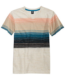 Ocean Current Big Boys Jordan Striped T-Shirt