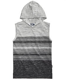 Univibe Big Boys Men's Cortez Striped Muscle Shirt