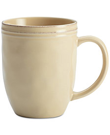 Rachael Ray Cucina Almond Cream Mug