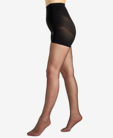 Women's  Butt Booster Tummy Control Ultra Pantyhose Sheers 5016
