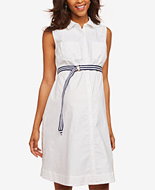 Motherhood Maternity Shirtdress