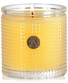 Agave Pineapple Textured Candle