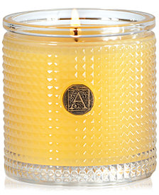 Aromatique Agave Pineapple Textured Candle