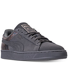 Puma Women's Suede LunaLux Casual Sneakers from Finish Line