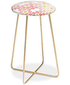 Deny Designs Hello Twiggs Moroccan Stories Counter Stool