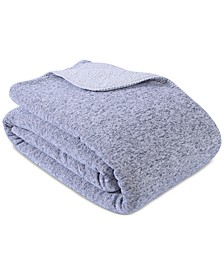 Reversible Cozy Knit Blanket Collection
