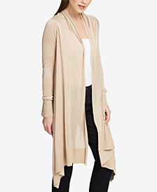 DKNY Waterfall Cardigan, Created for Macy's