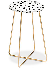Deny Designs Rebecca Allen Dinner At Eight Counter Stool