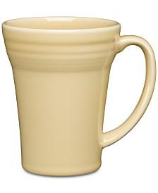 Fiesta Ivory 19 oz Bistro Latte Mug