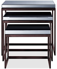 Chamblee Nesting Tables (Set of 3), Quick Ship