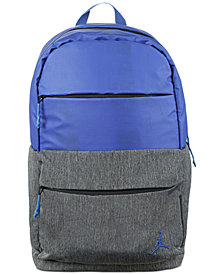 Jordan Big Boys Pivot Colorblocked Backpack