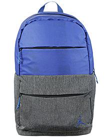 Jordan Big Boys Pivot Colorblocked Backpack