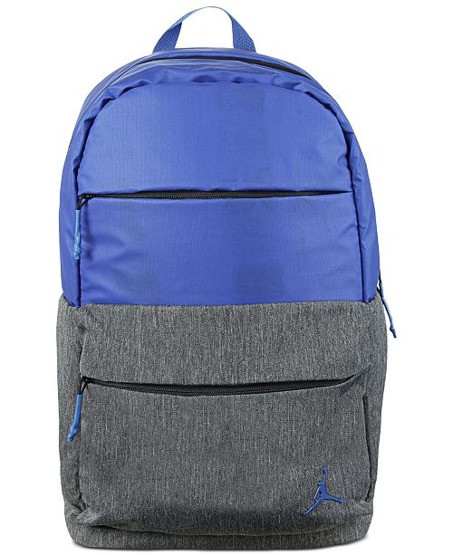 f2c0b95575dc37 Jordan Big Boys Pivot Colorblocked Backpack   Reviews - All Kids ...