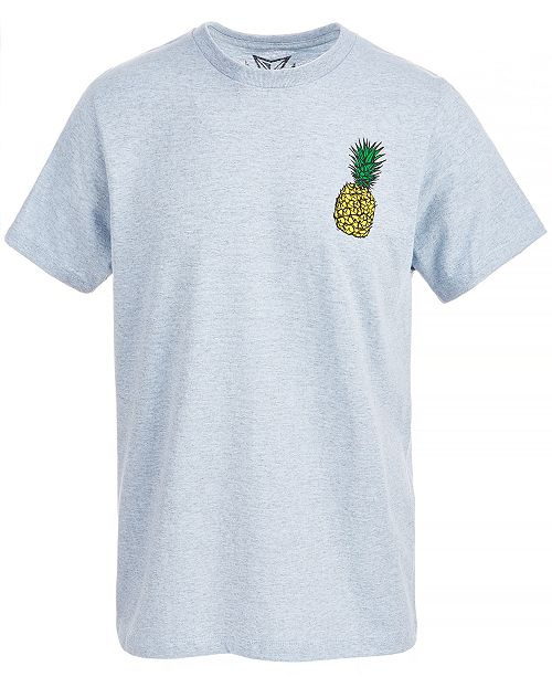 Pineapple T Shirt Mens