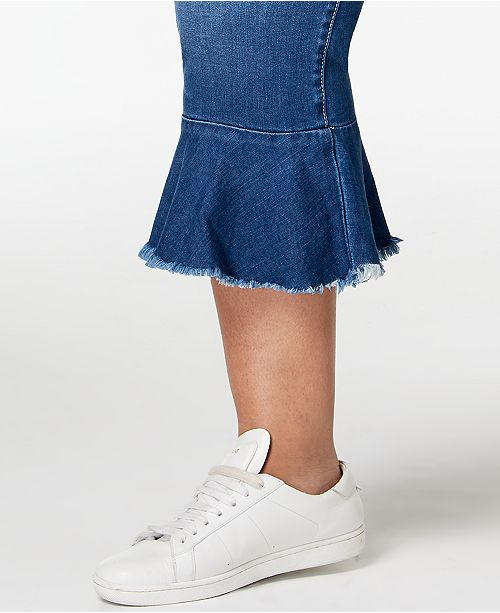 Tenerife Seven7 Plus Skinny Cropped Trendy Size Jeans wRzTSpqx