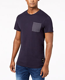 G-Star RAW Men's Pocket Cotton T-Shirt, Created for Macy's