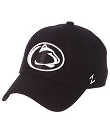 Zephyr Penn State Nittany Lions Black/White Stretch Cap