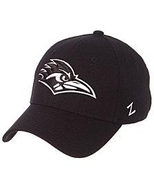 Zephyr University of Texas San Antonio Roadrunners Black/White Stretch Cap