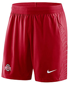 Nike Men's Ohio State Buckeyes FlyKnit Shorts