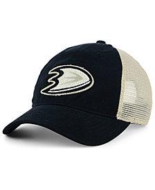 adidas Anaheim Ducks Sun Bleached Slouch Cap