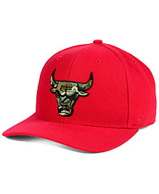 '47 Brand Chicago Bulls Camfill MVP Cap