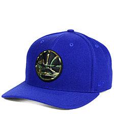 '47 Brand Golden State Warriors Camfill MVP Cap
