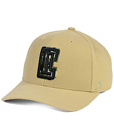'47 Brand Los Angeles Clippers Camfill MVP Cap