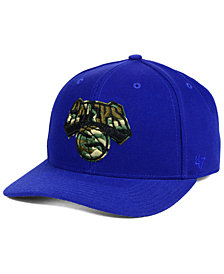 '47 Brand New York Knicks Camfill MVP Cap